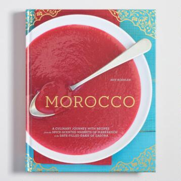Morocco Cookbook