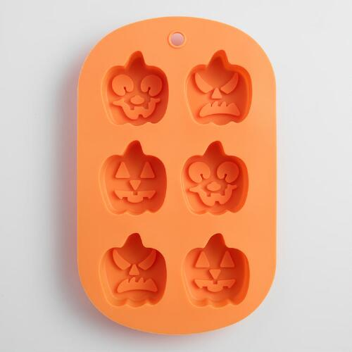 Pumpkin Silicone Baking Mold