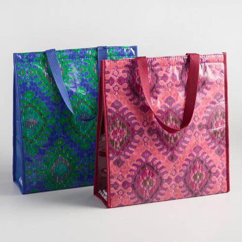 Jazmin Insulated Totes Set of 2