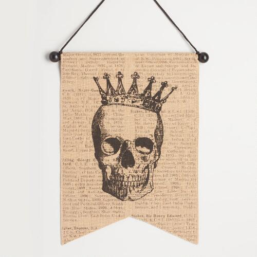 Skull Wall Decor