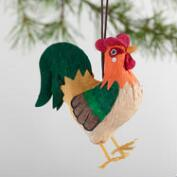 Paper Farm Animal Ornaments Set of 4