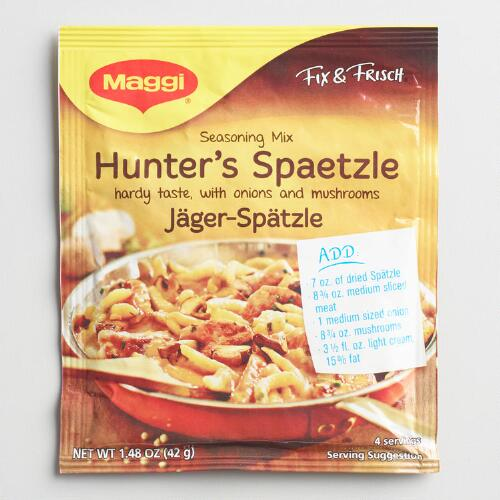 Maggi Hunter Spaetzle Seasoning Mix
