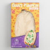Giant Pumpkin Cookie Kit