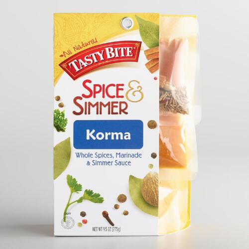 Tasty Bite Spice and Simmer Korma Sauce