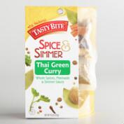 Tasty Bite Spice and Simmer Thai Green Curry Sauce