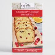 Sof'ella Cranberry Orange Bread Mix 2 Pack