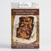 Sof'ella Chocolate Swirl Pumpkin Bread Mix Set of 2