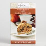 Sof'ella Vietnamese Coffee Cake Mix Set of 2