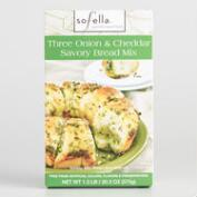 Sof'ella Onion and Cheddar Savory Monkey Bread Mix 2 Pack
