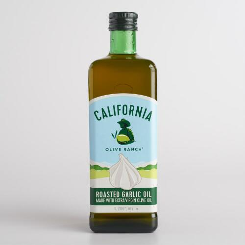 California Olive Ranch Garlic Oil