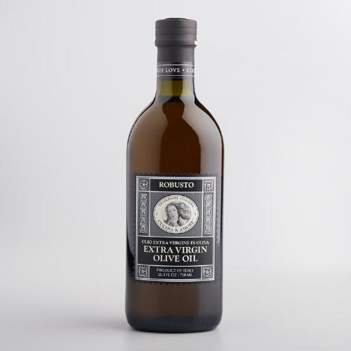 Cucina and Amore Robusto Extra Virgin Olive Oil