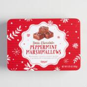 World Market® Peppermint Marshmallow Dark Chocolate Squares