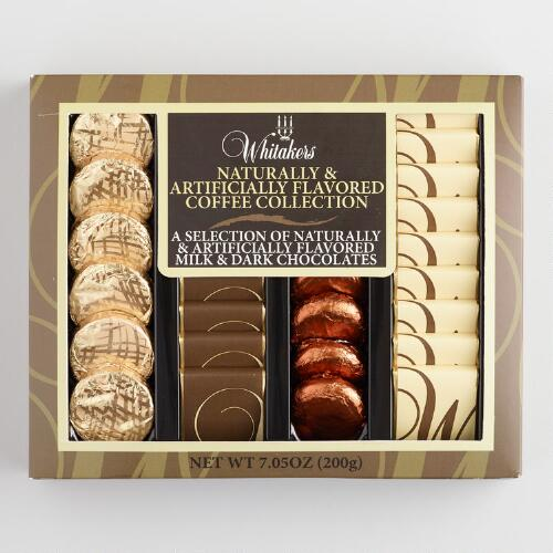 Whitakers Assorted Coffee Chocolates