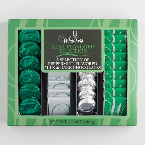 Whitakers Assorted Mint Chocolates