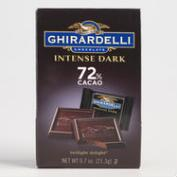 Ghirardelli Mini Dark Chocolate Salt Squares
