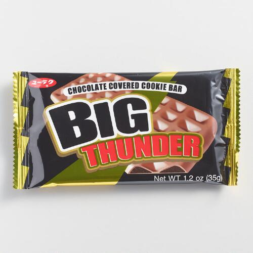 Big Thunder Chocolate Cookie Bar