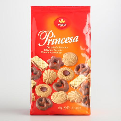 Vieira Princesa Cookie Assortment