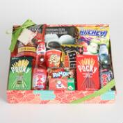 Japanese Snack Gift Box