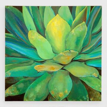 Agave by Elinor Luna
