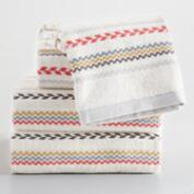 Striped Liya Towel Collection