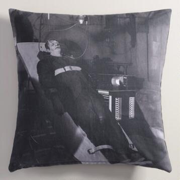 Universal Frankenstein Monster Throw Pillow