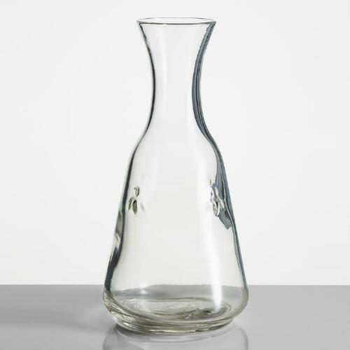 Bee Glass Carafe