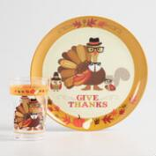 Turkey Melamine Dinnerware collection