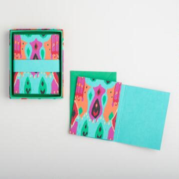 Nomad Handmade Notecards Set of 8