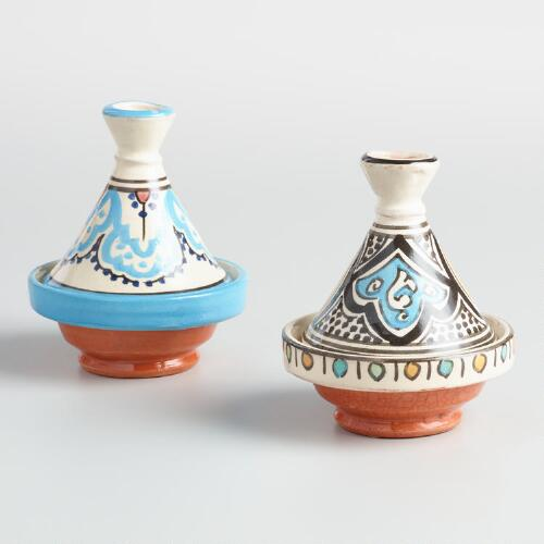 Safi Mini Tagines Set of 2