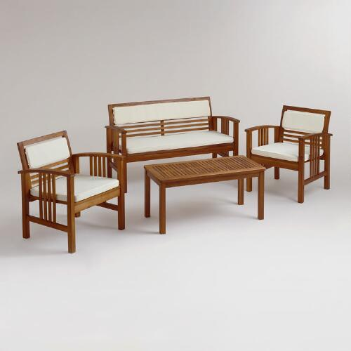4-Piece Belize Occasional Furniture Set