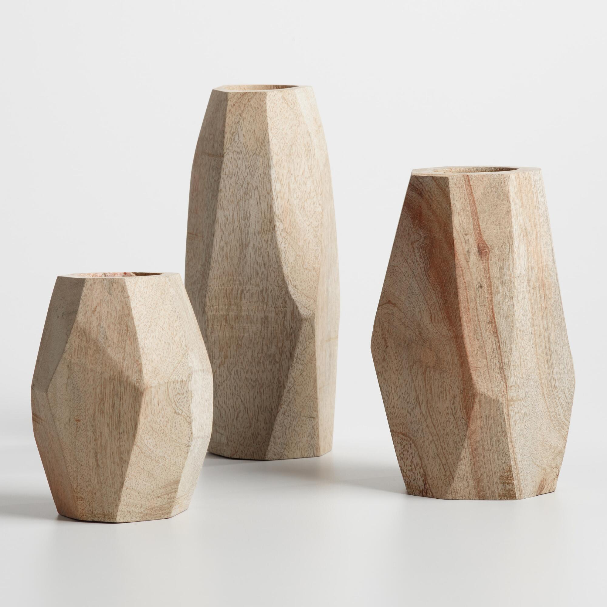 Natural Wood Home Accessories