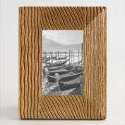 Gold Foil Wood Frame