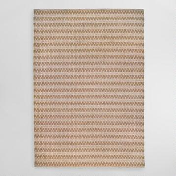 Neutral Tweed Mirage Indoor Outdoor Area Rug