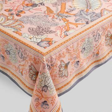 Aerin Floral Tablecloth