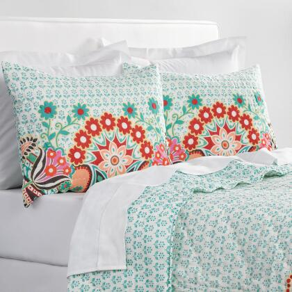 Adari Paisley Border Bedding Collection