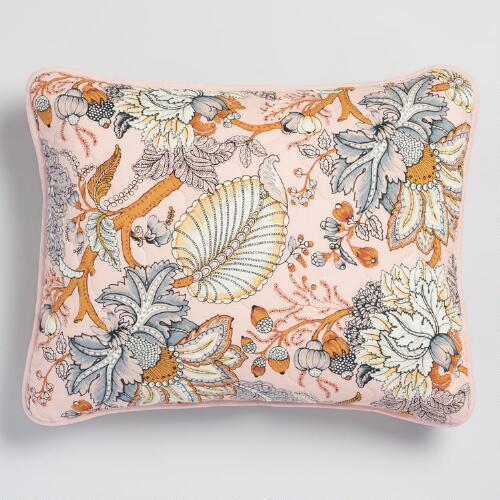 Aerin Floral Pillow Shams Set of 2