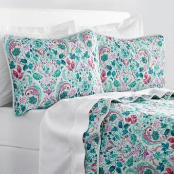 Jennifer Botanical Bedding Collection
