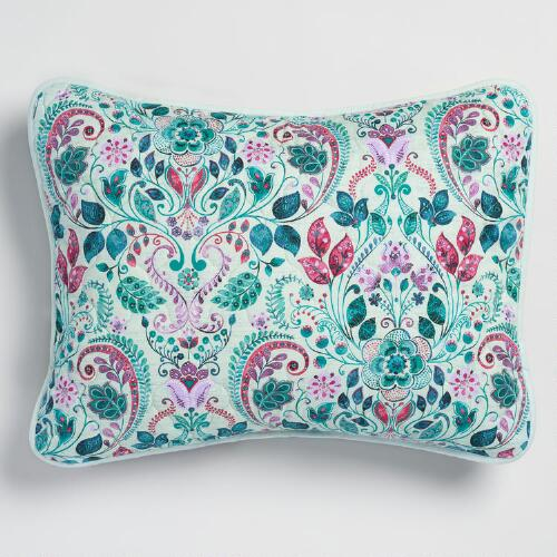Jennifer Botanical Pillow Shams Set of 2