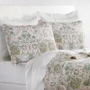 Cordelia Patchwork Print Bedding Collection