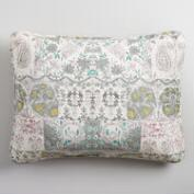 Cordelia Patchwork Print Pillow Shams Set of 2