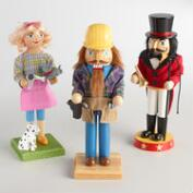 Worker Nutcrackers Set of 3