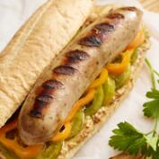 Brooklyn Bangers Wythe Avenue Weisswurst 16-Count