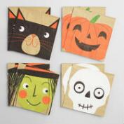Halloween Beverage Napkins 20 Count