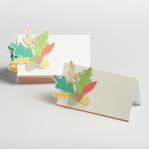 Be Thankful Placecards 15 Count