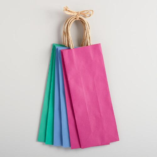 Wine Bags Set of 6
