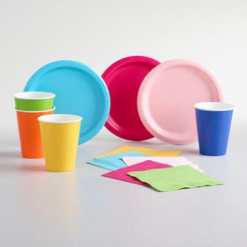 Paper Party Tableware Collection