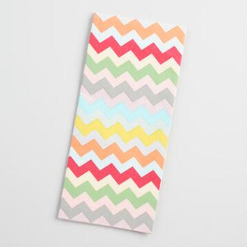 Chevron Tissue Paper Set of 2