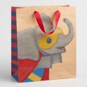 Large Superhero Elephant Gift Bag