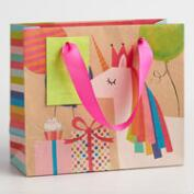 Small Unicorn Gift Bags Set of 2