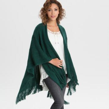 Emerald Green Wrap